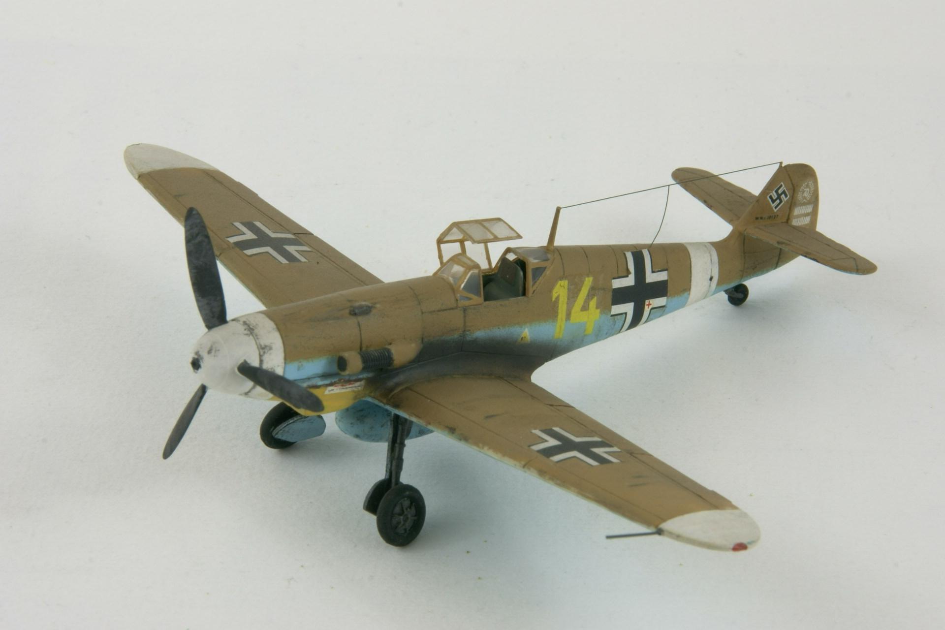 Messerschmitt 109f 4 trop 1