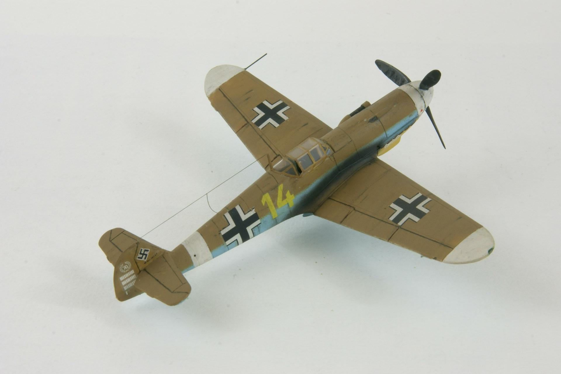 Messerschmitt 109f 4 trop 3 1