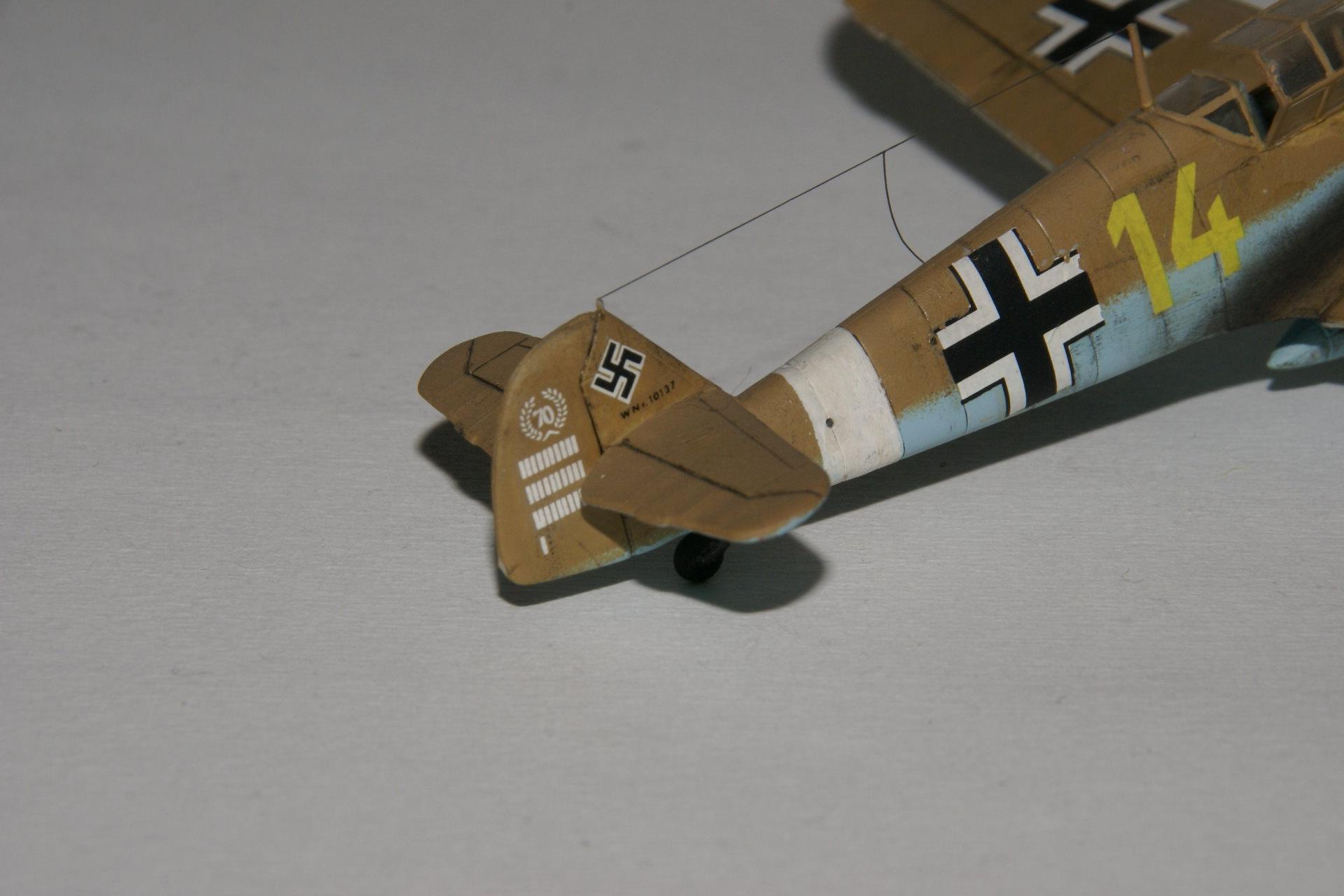 Messerschmitt 109f 4 trop 4