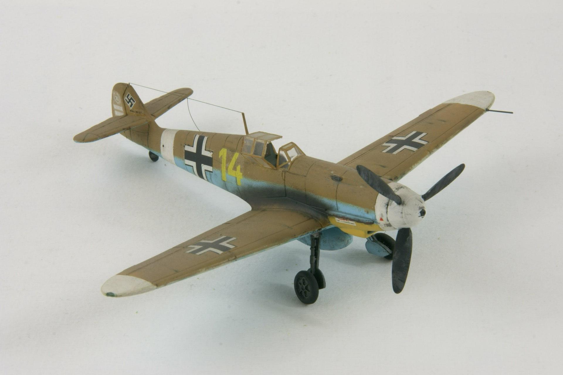 Messerschmitt 109f 4 trop 6 1
