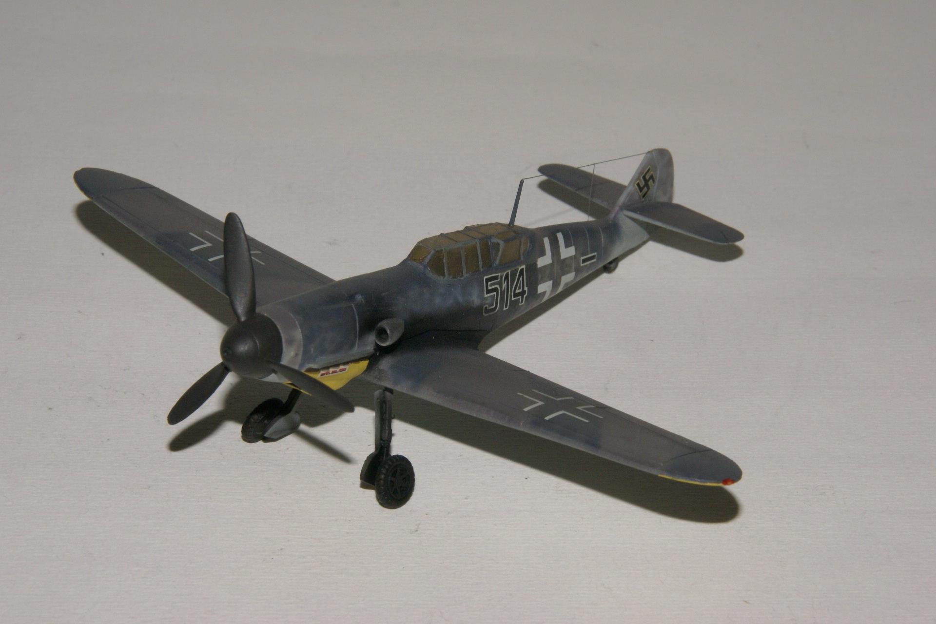 Messerschmitt 109g 12 5