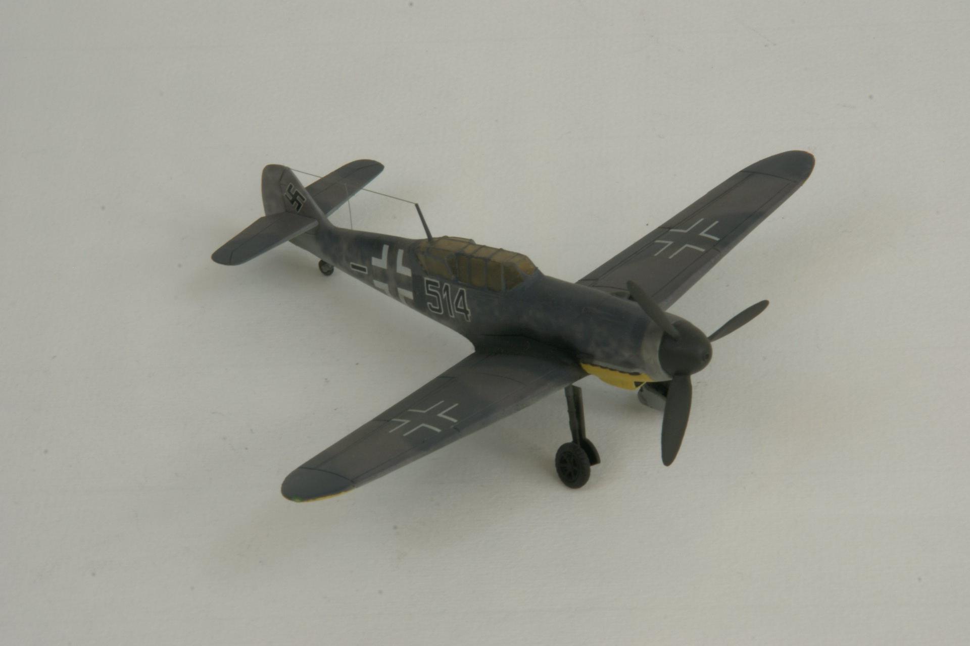 Messerschmitt 109g 12 7