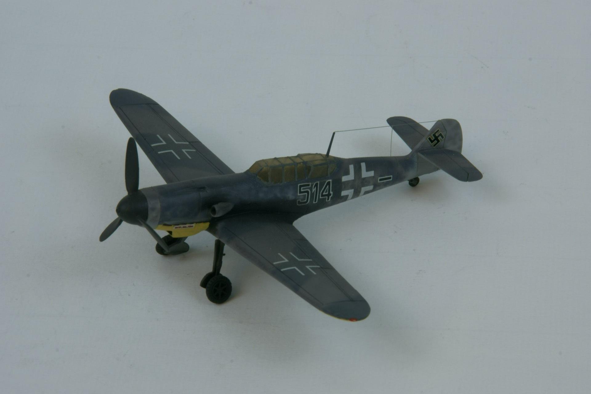 Messerschmitt 109g 12 8