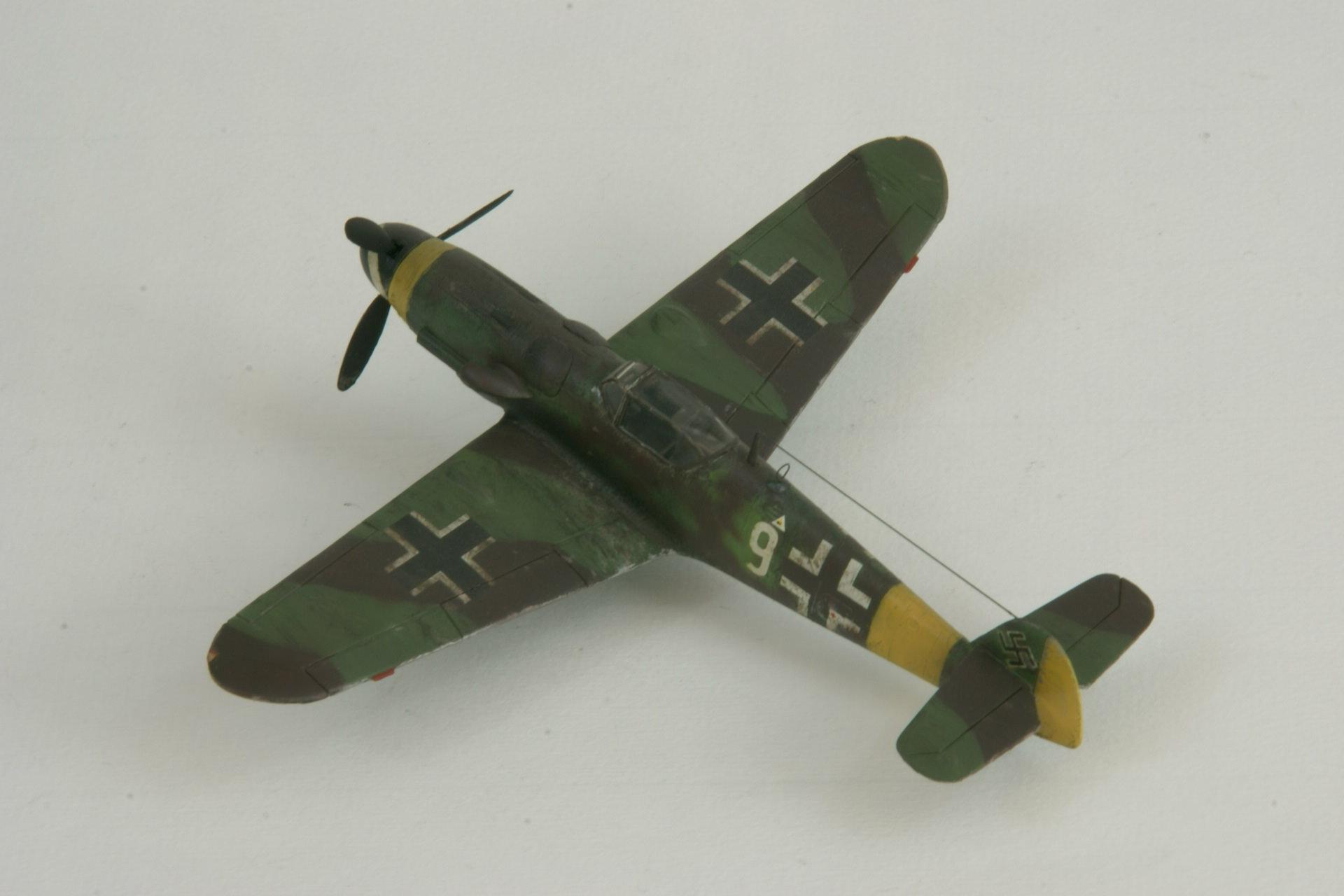 Messerschmitt 109g 14 as 2