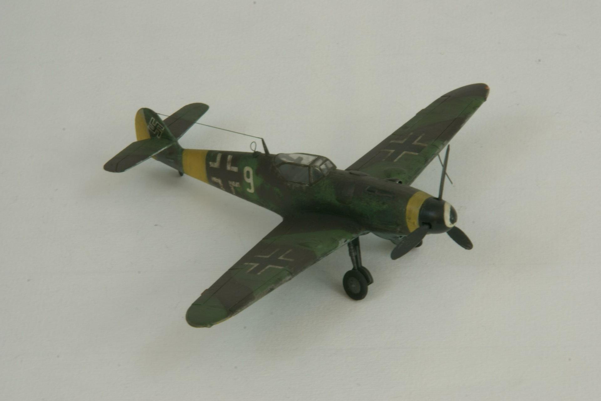 Messerschmitt 109g 14 as 3
