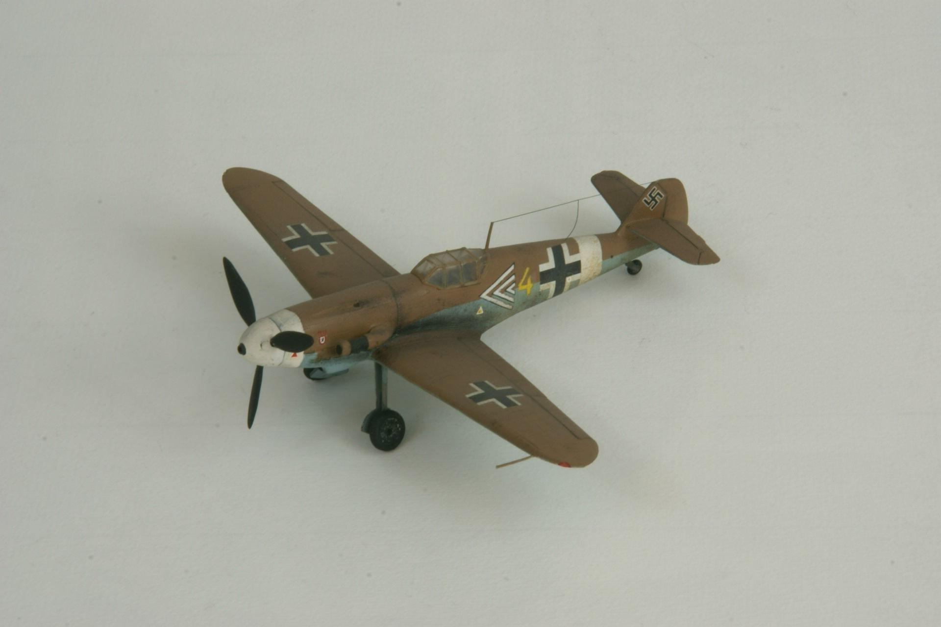 Messerschmitt 109g 4 trop 2