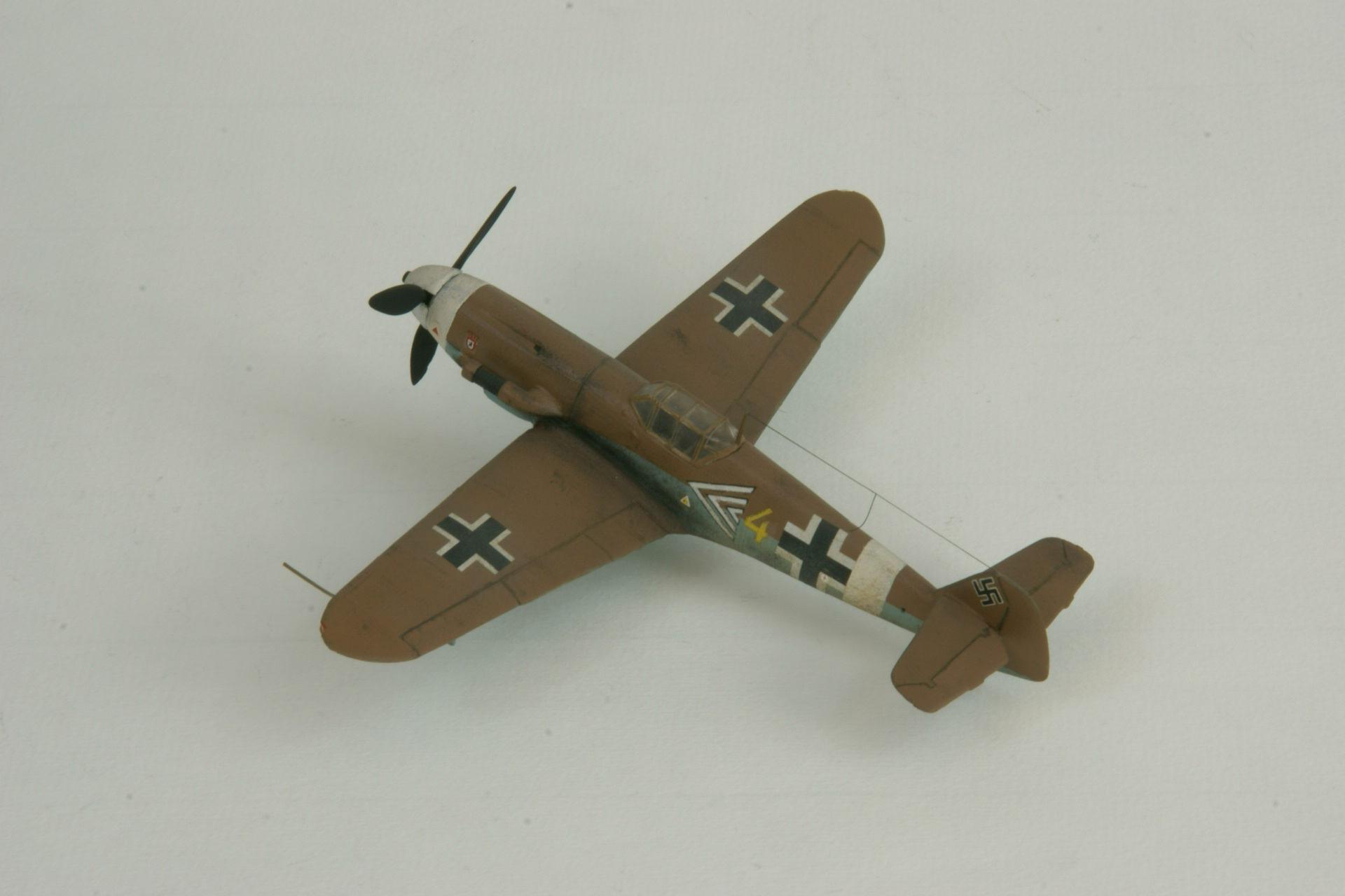 Messerschmitt 109g 4 trop 4
