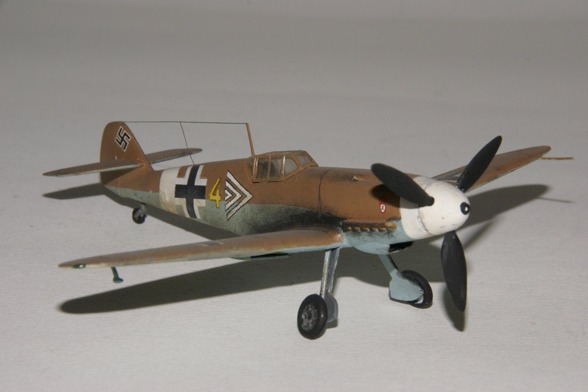Messerschmitt 109g 4 trop 5
