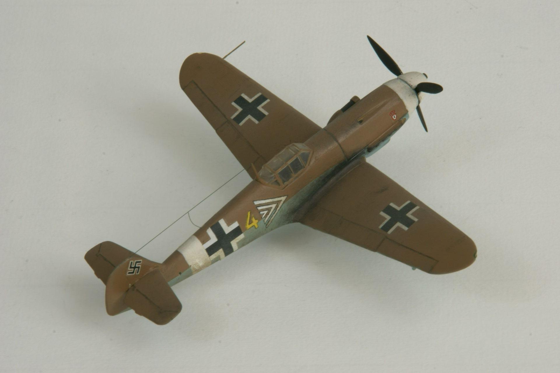 Messerschmitt 109g 4 trop 6