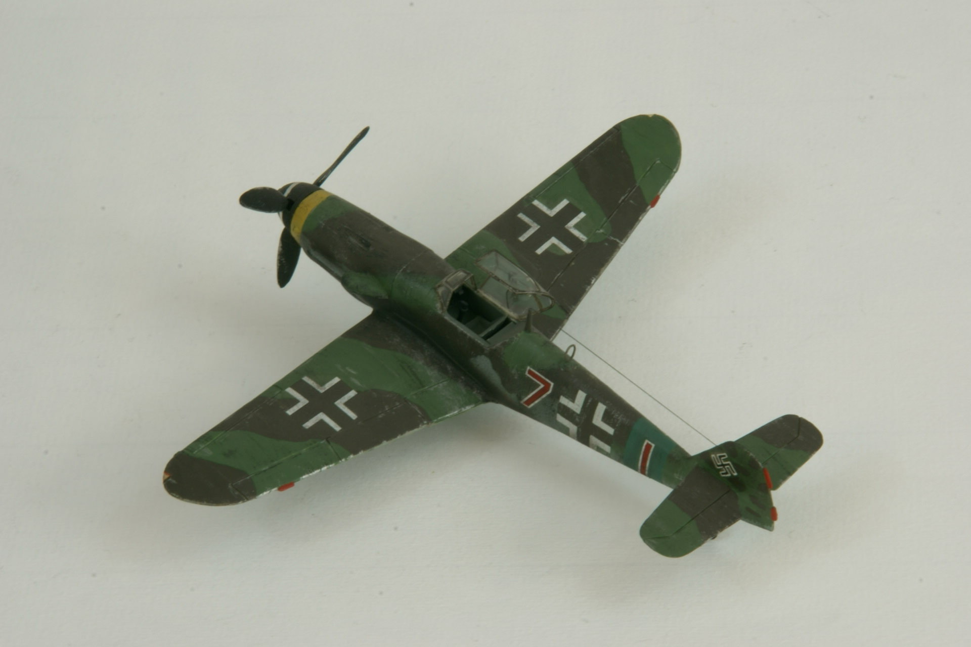 Messerschmitt 109k 4 2