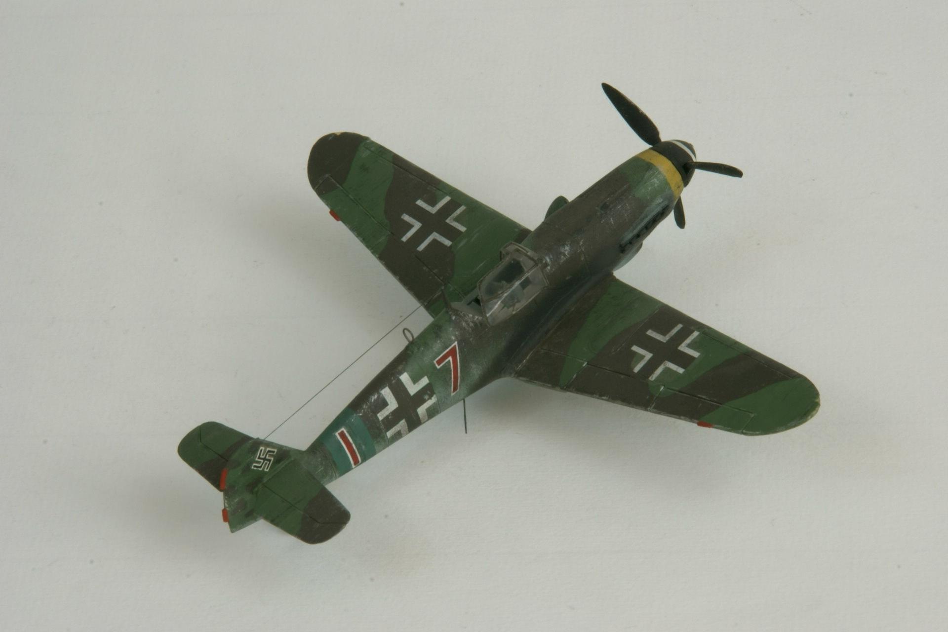 Messerschmitt 109k 4 4