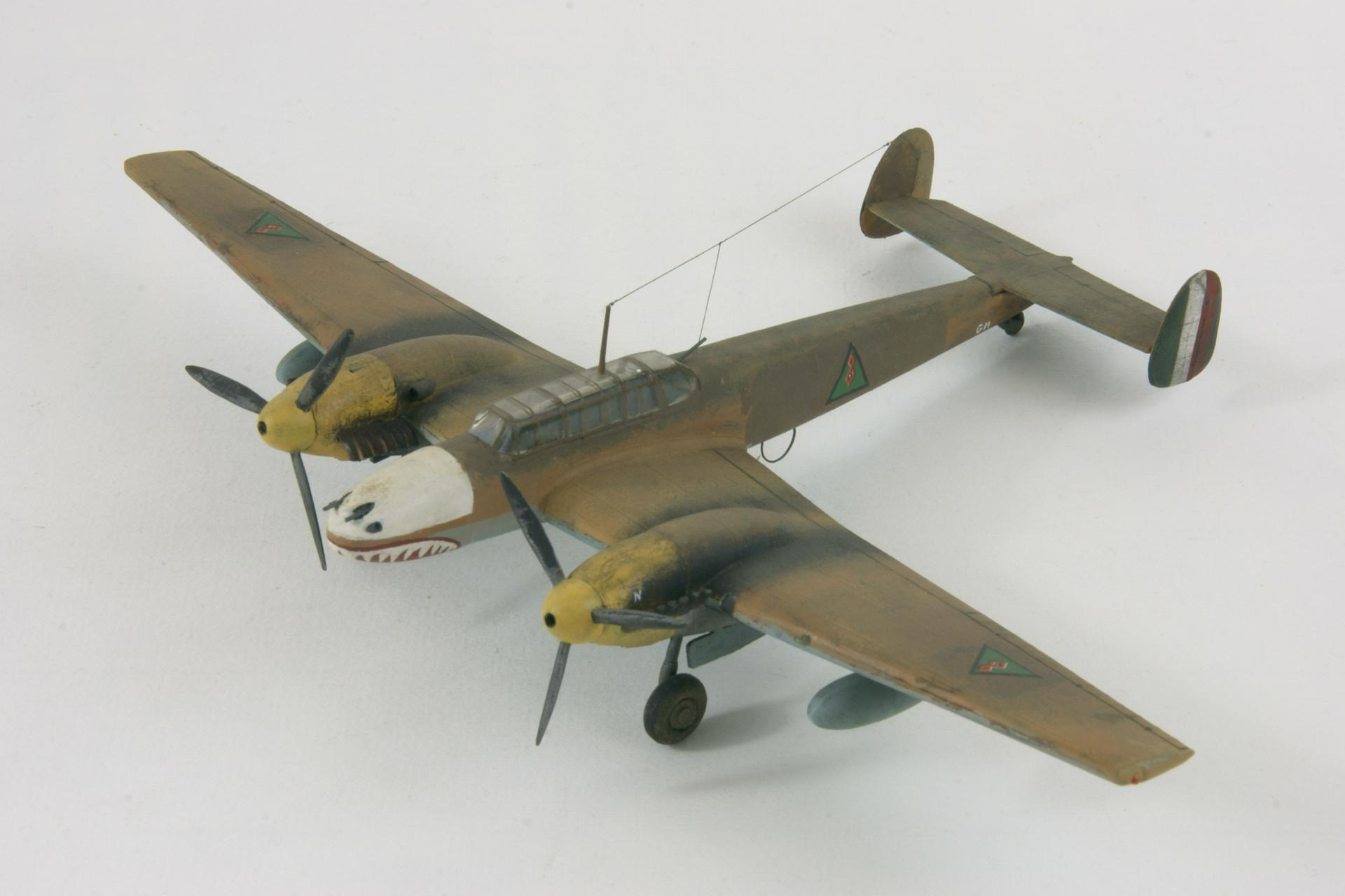 Messerschmitt 110d 3 1 1