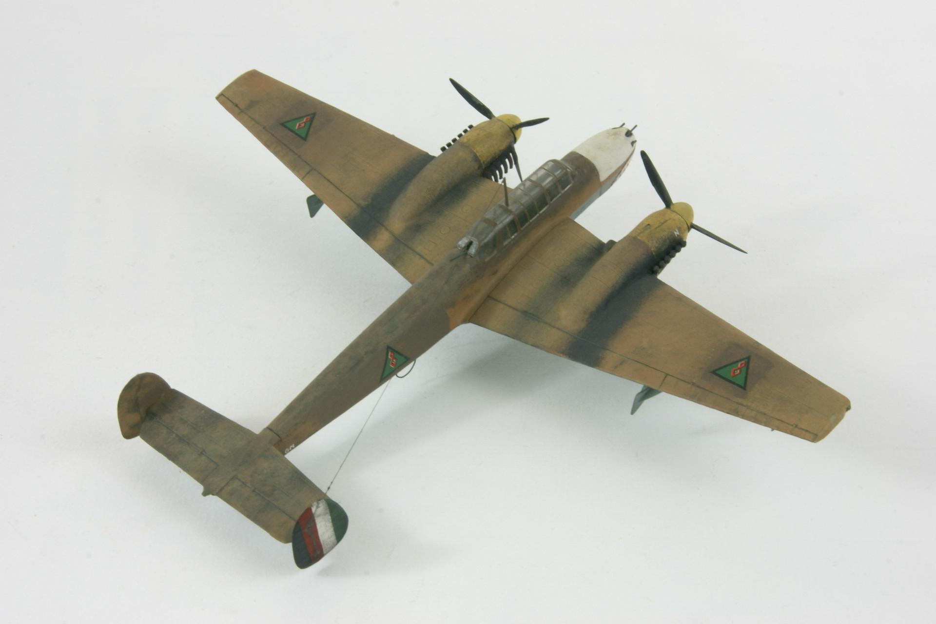 Messerschmitt 110d 3 3 1