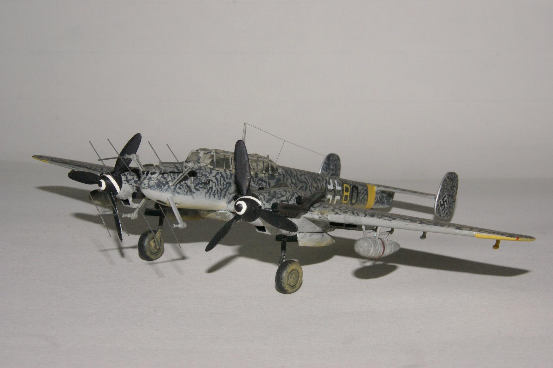 Messerschmitt 110g 4c fug 220 5