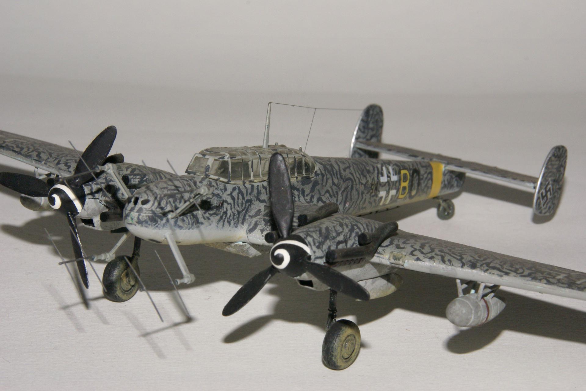 Messerschmitt 110g 4c fug 220 6