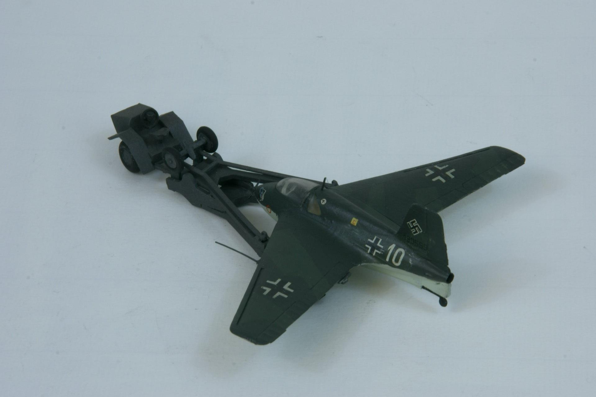 Messerschmitt 163b 1 2