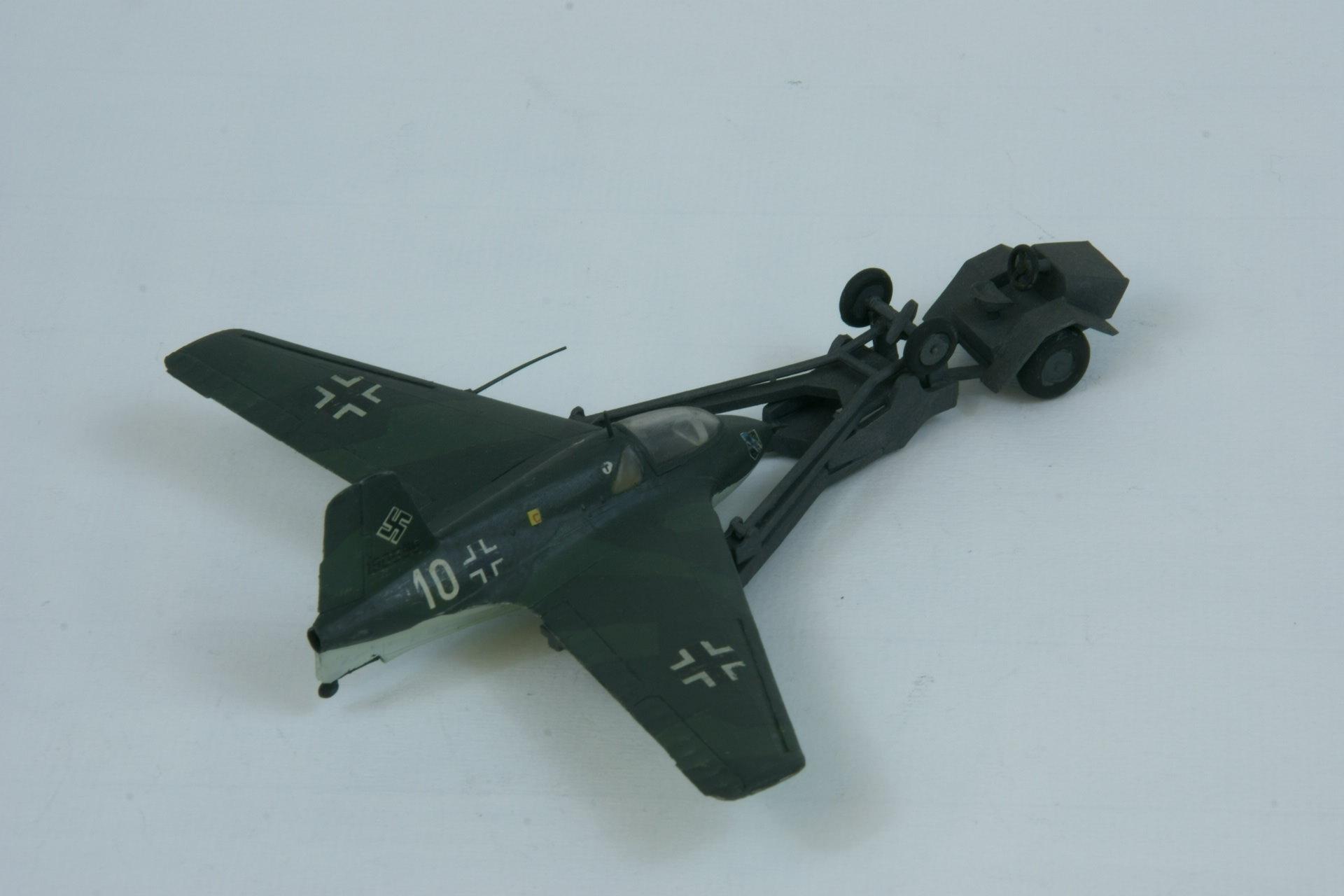 Messerschmitt 163b 1 3
