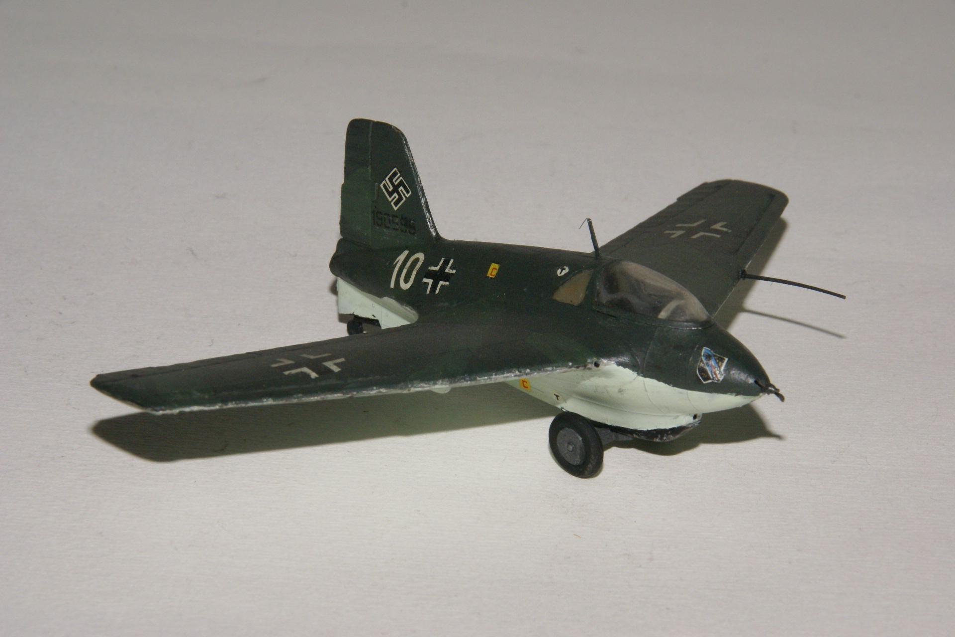 Messerschmitt 163b 1 5