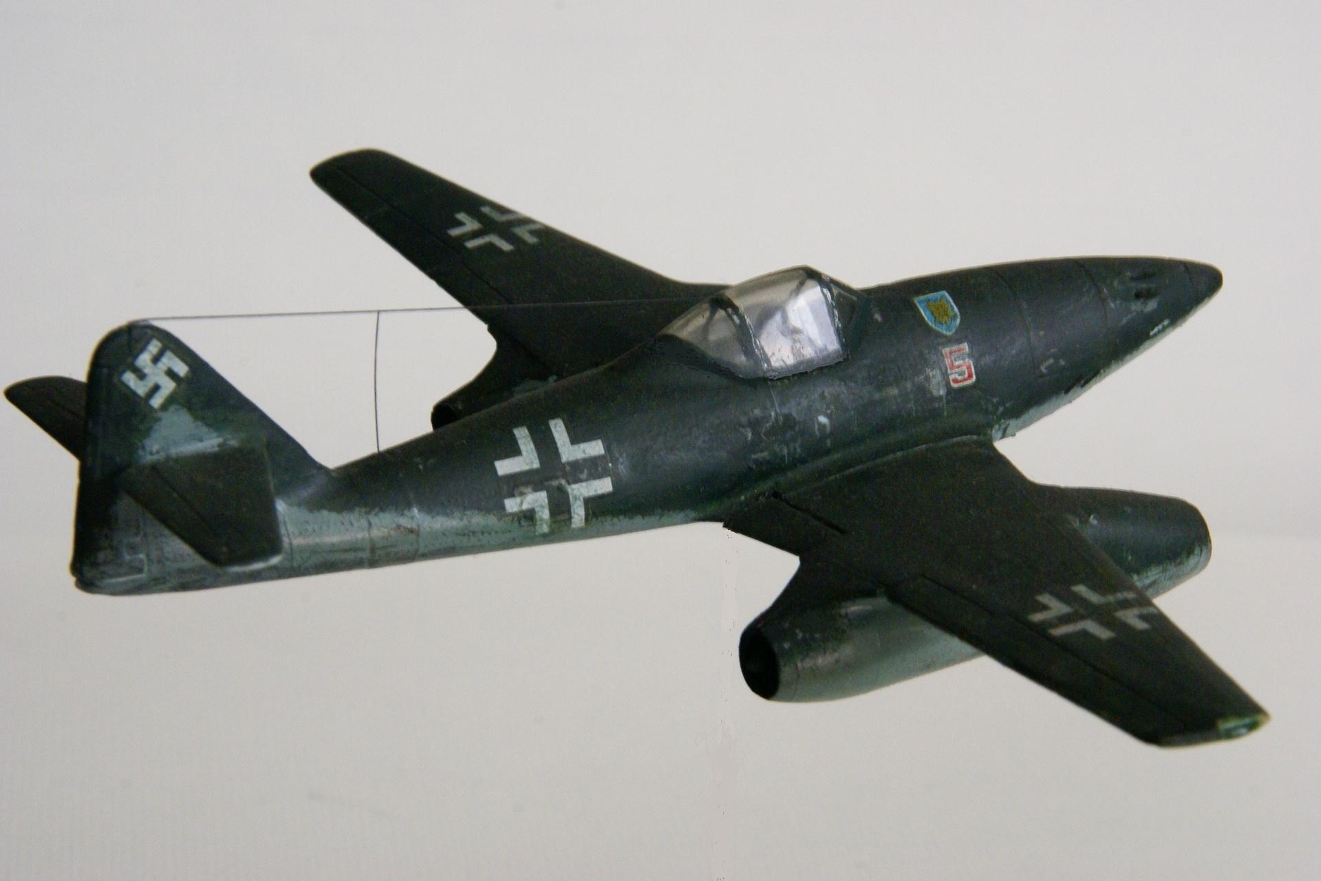 Messerschmitt 262a 1a 1