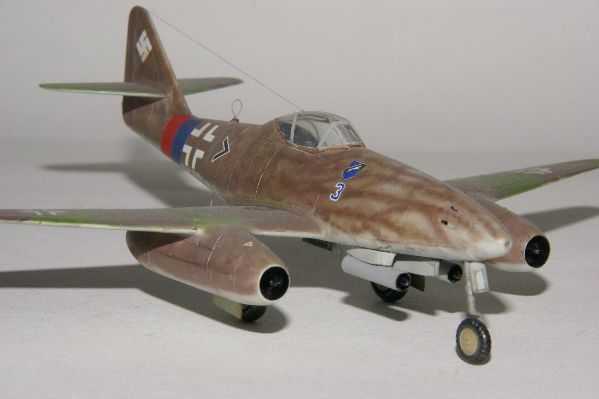 Messerschmitt 262a 1a 7