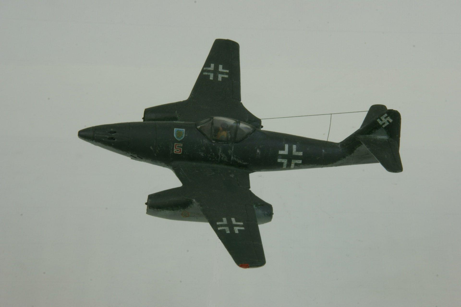 Messerschmitt 262a 1a schwalbe 1