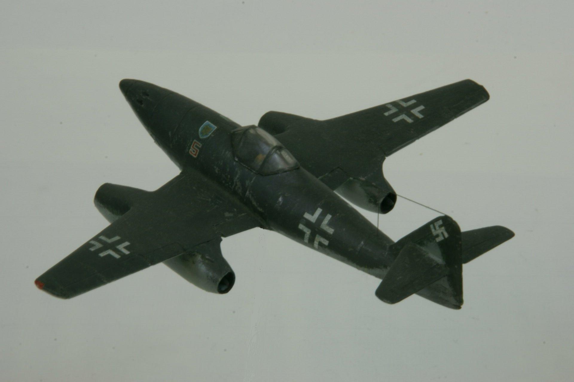 Messerschmitt 262a 1a schwalbe 4