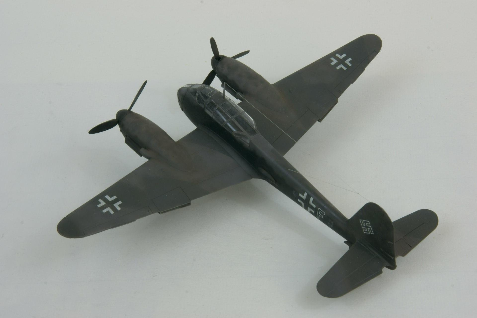 Messerschmitt 410b 1 hornisse 2