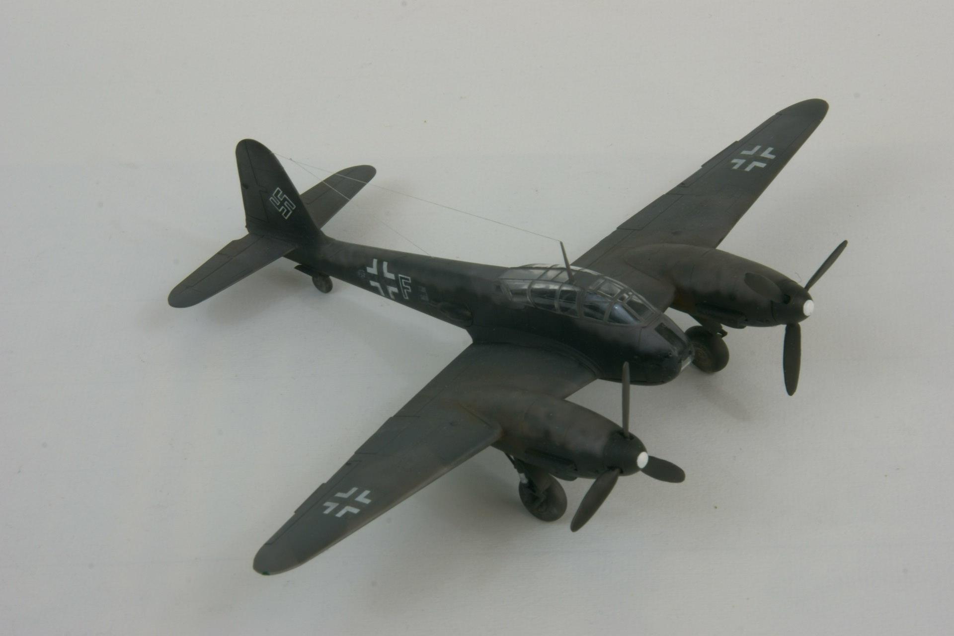 Messerschmitt 410b 1 hornisse 4