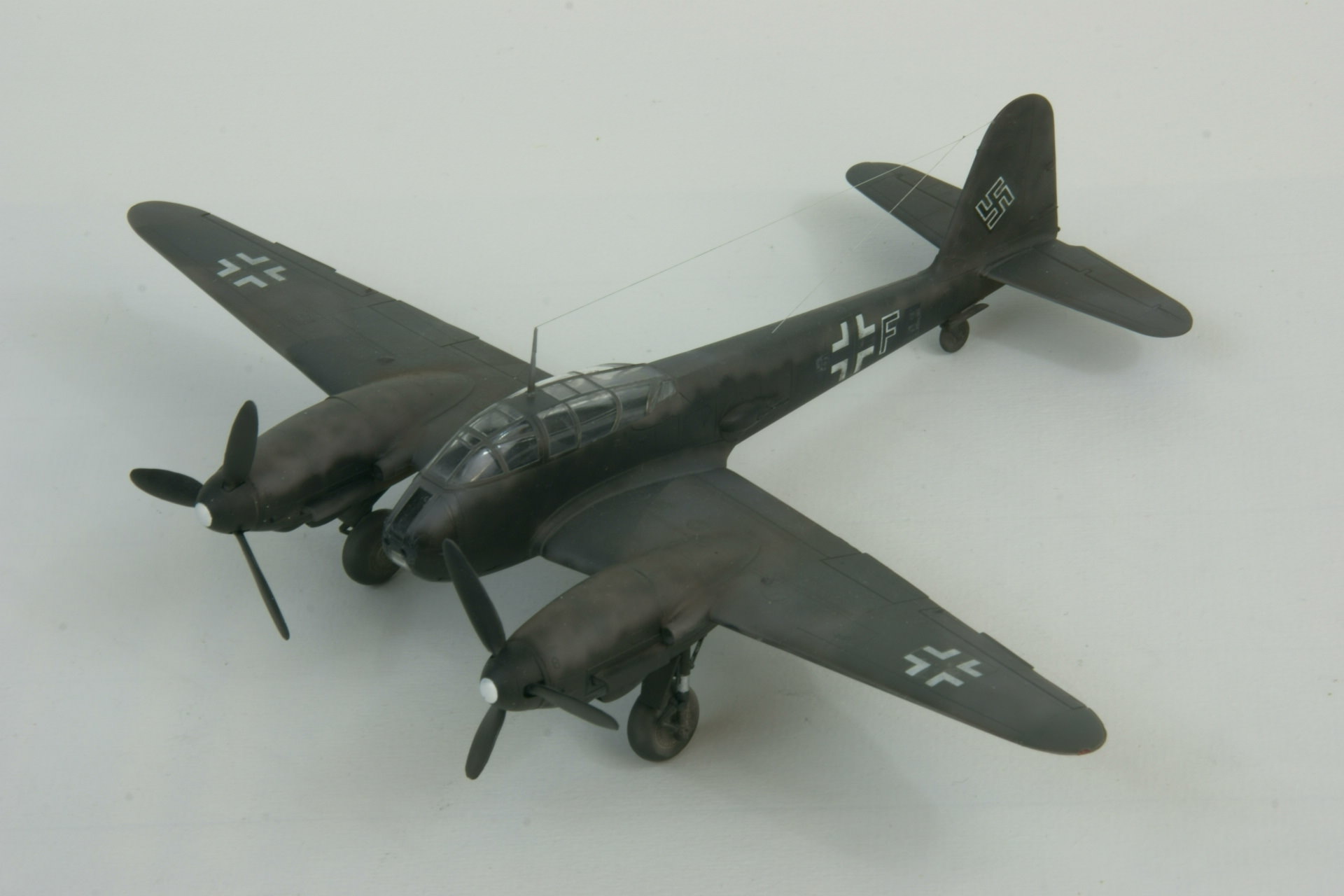 Messerschmitt 410b 1 hornisse
