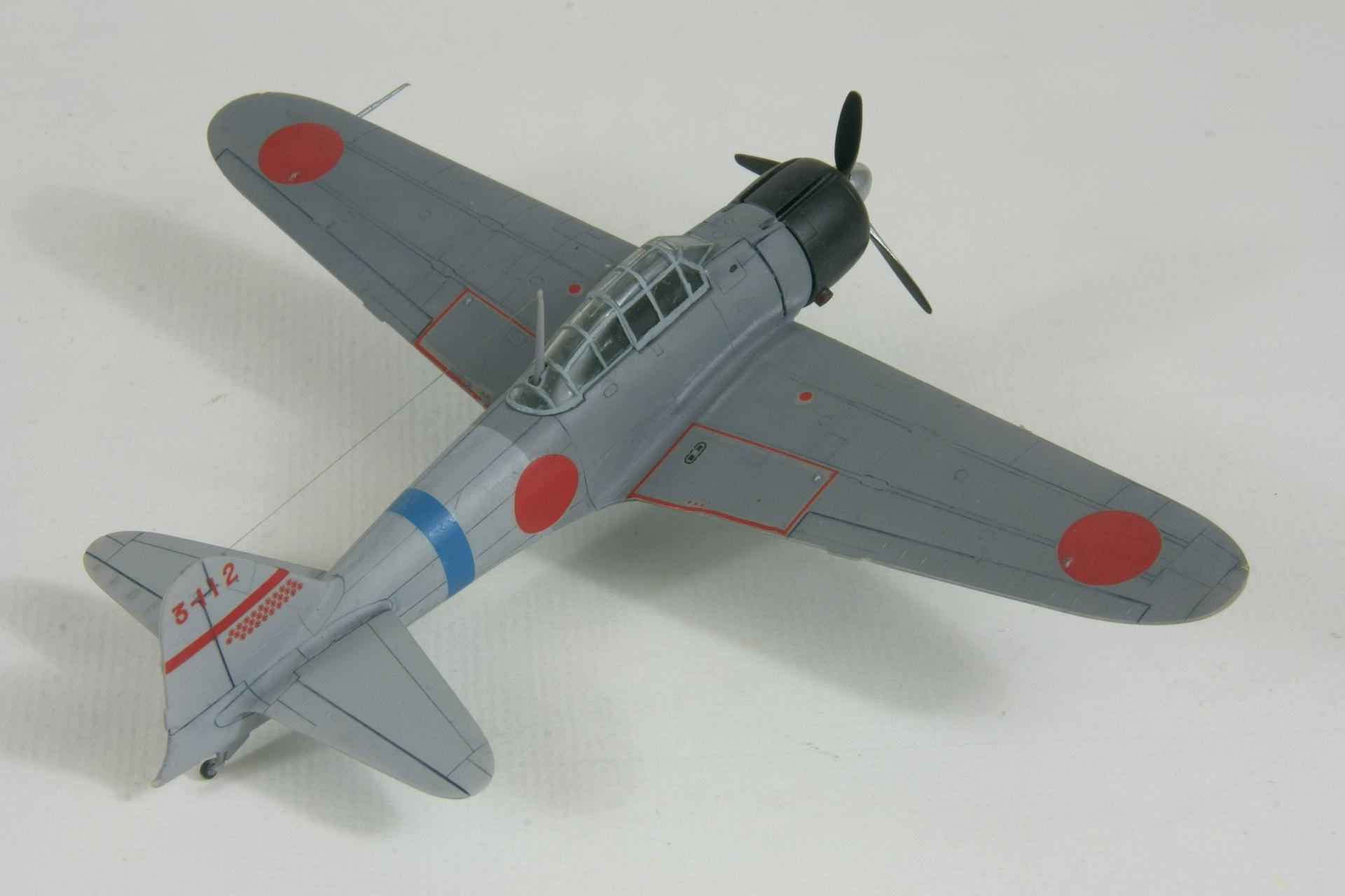 Mitsubishi a6m2 model 11 zero 3 1