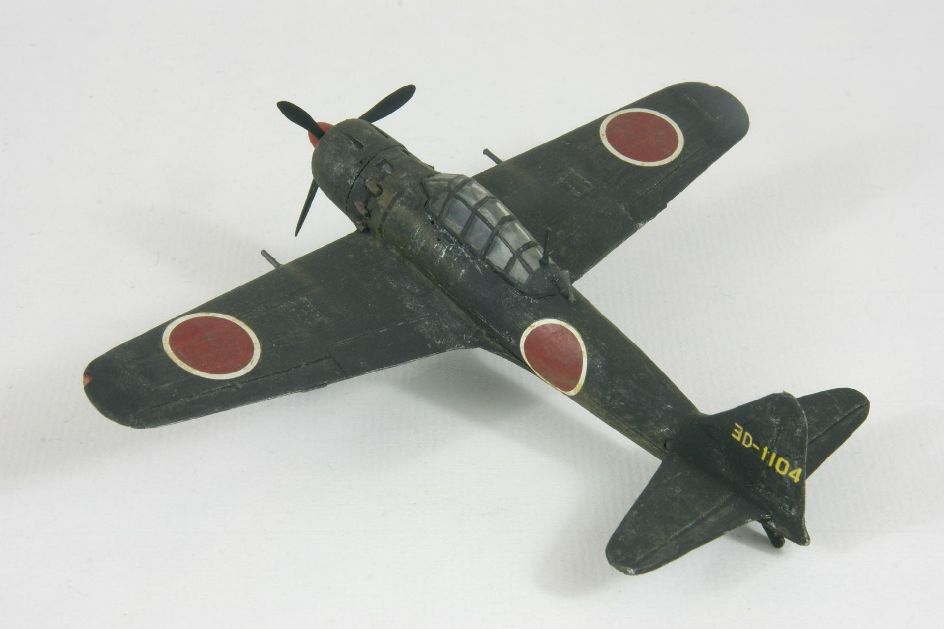 Mitsubishi a6m5d s zero 2 1
