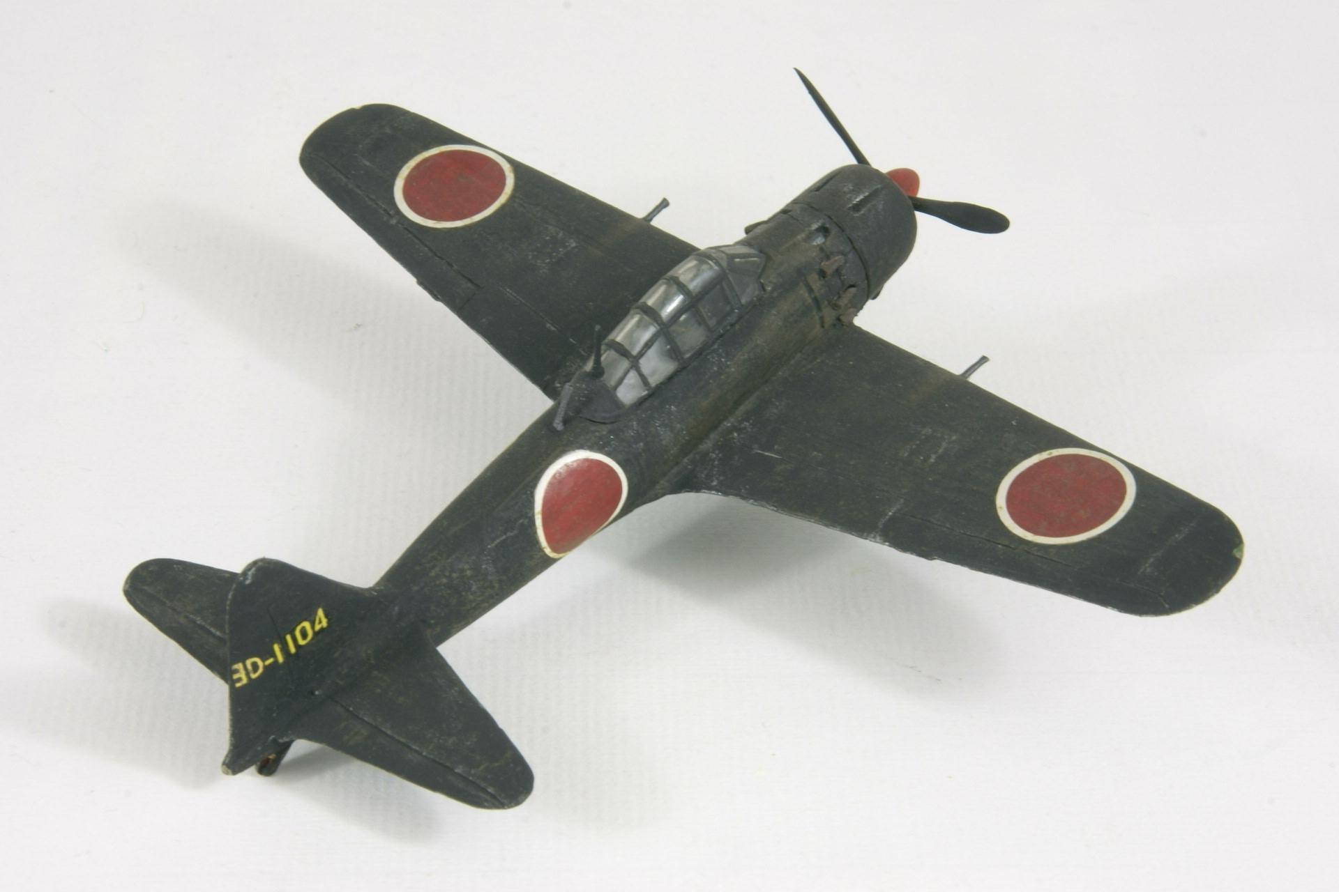 Mitsubishi a6m5d s zero 3 1