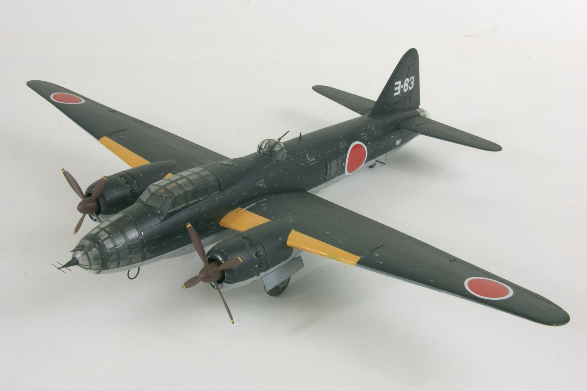 Mitsubishi g4m2a model 24 betty 1 1