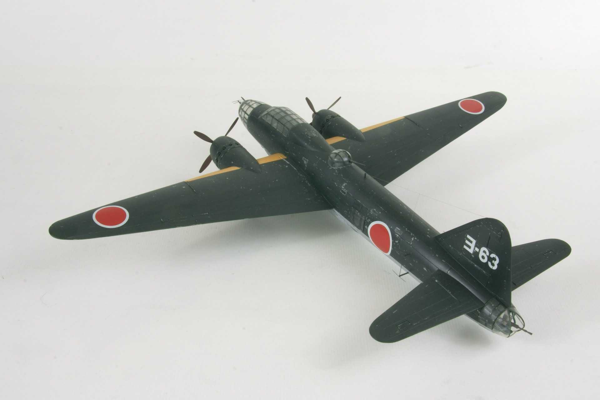 Mitsubishi g4m2a model 24 betty 2 1