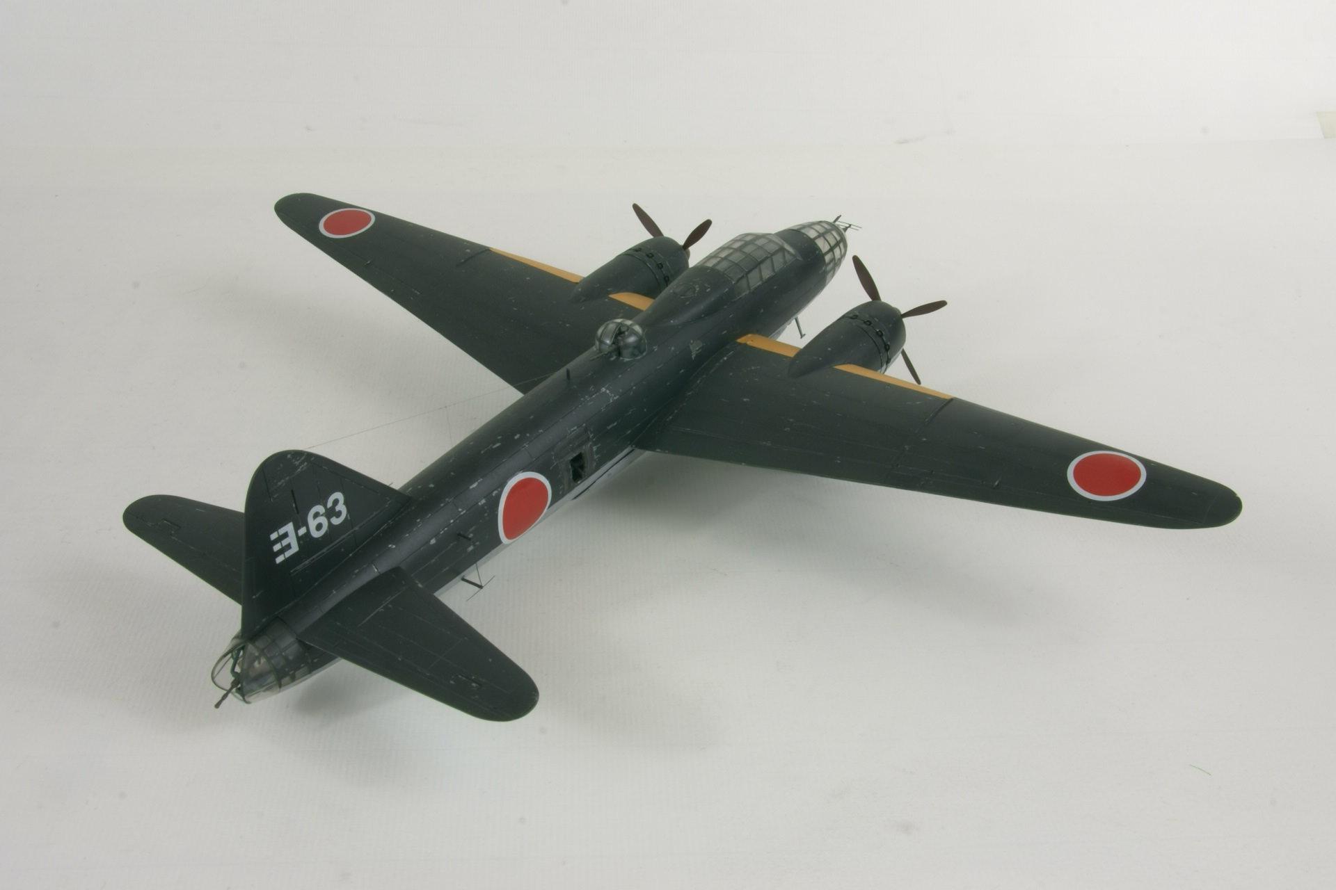 Mitsubishi g4m2a model 24 betty 3 1