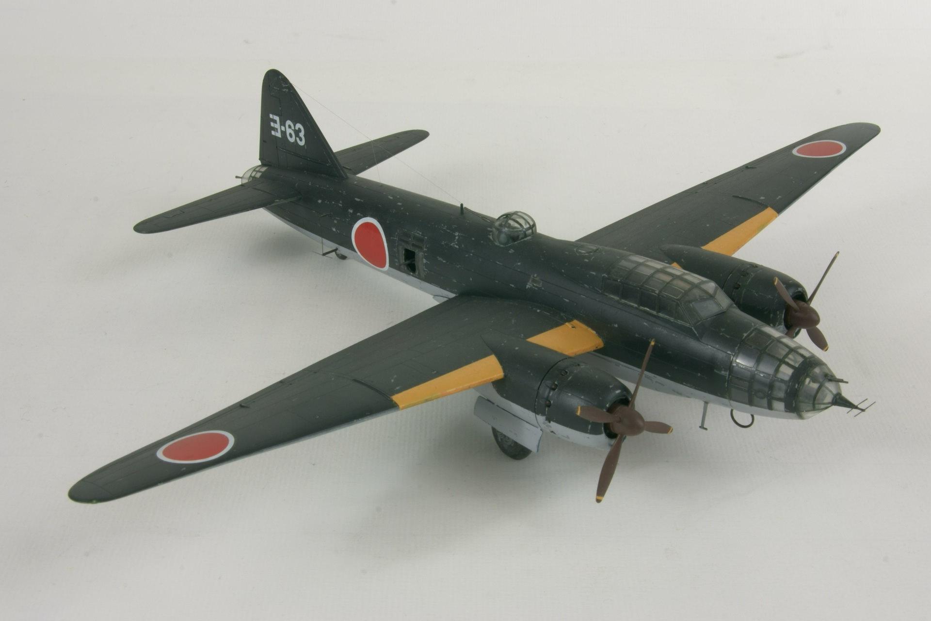 Mitsubishi g4m2a model 24 betty 4 1