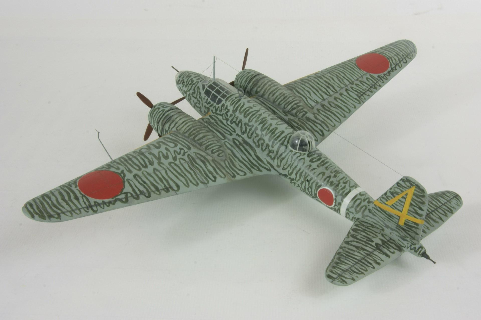 Mitsubishi ki 21 ii sally 2 1
