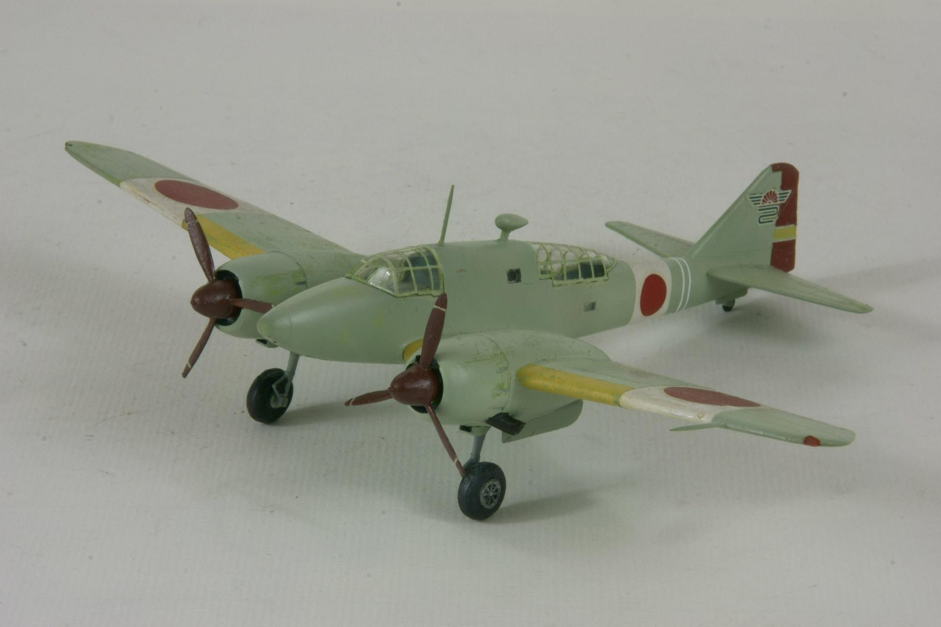 Mitsubishi ki 46 ii dinah 1 2
