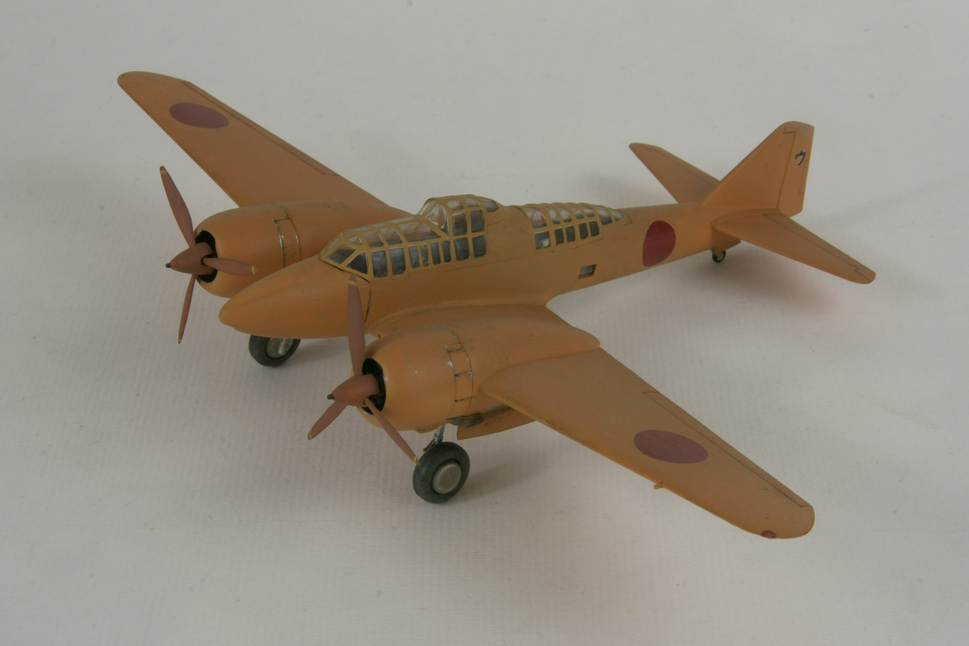 Mitsubishi ki 46 ii type 100 dinah 1 1