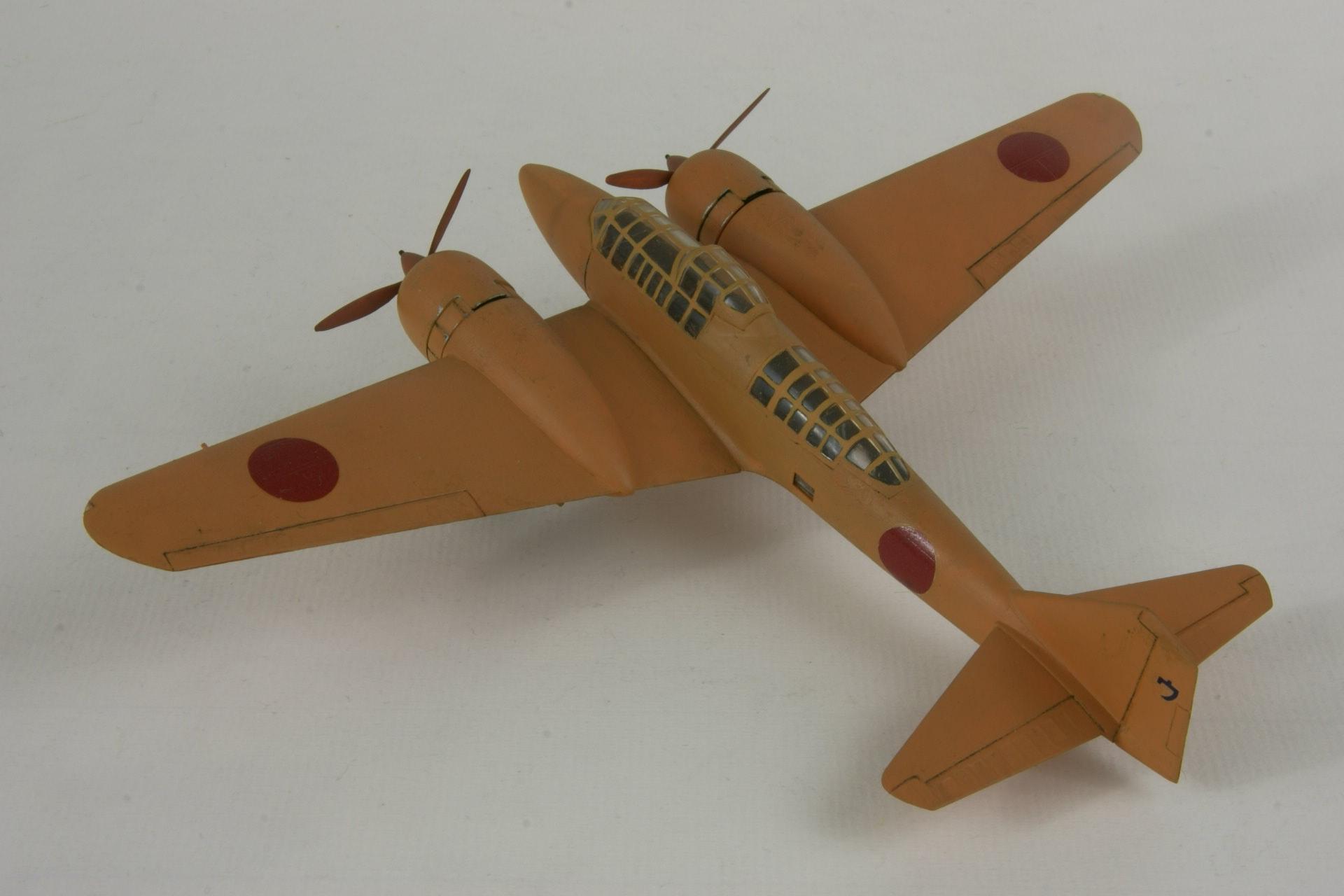 Mitsubishi ki 46 ii type 100 dinah 2 1