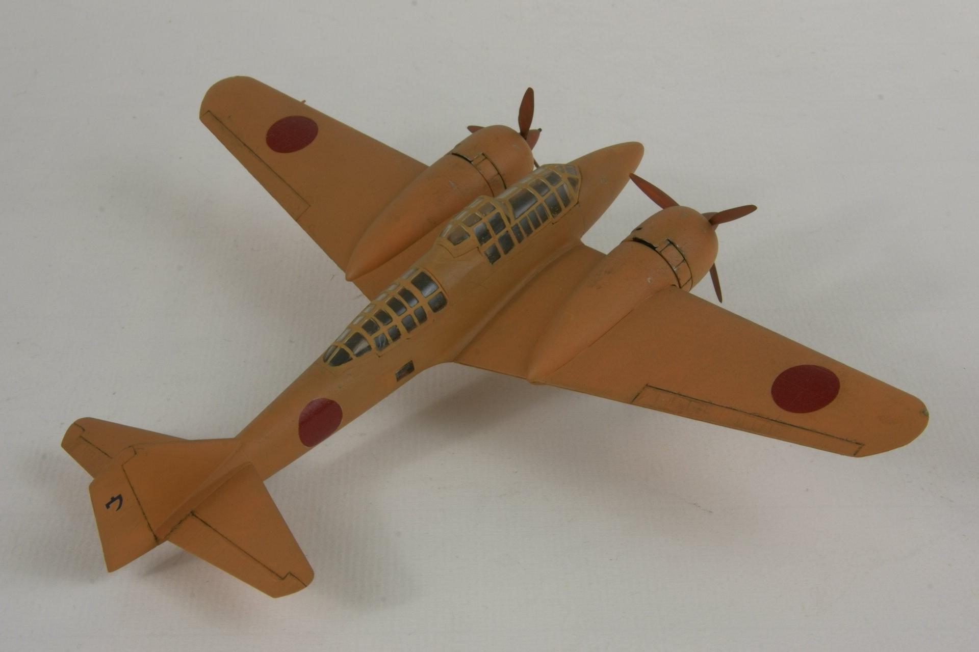 Mitsubishi ki 46 ii type 100 dinah 3 1