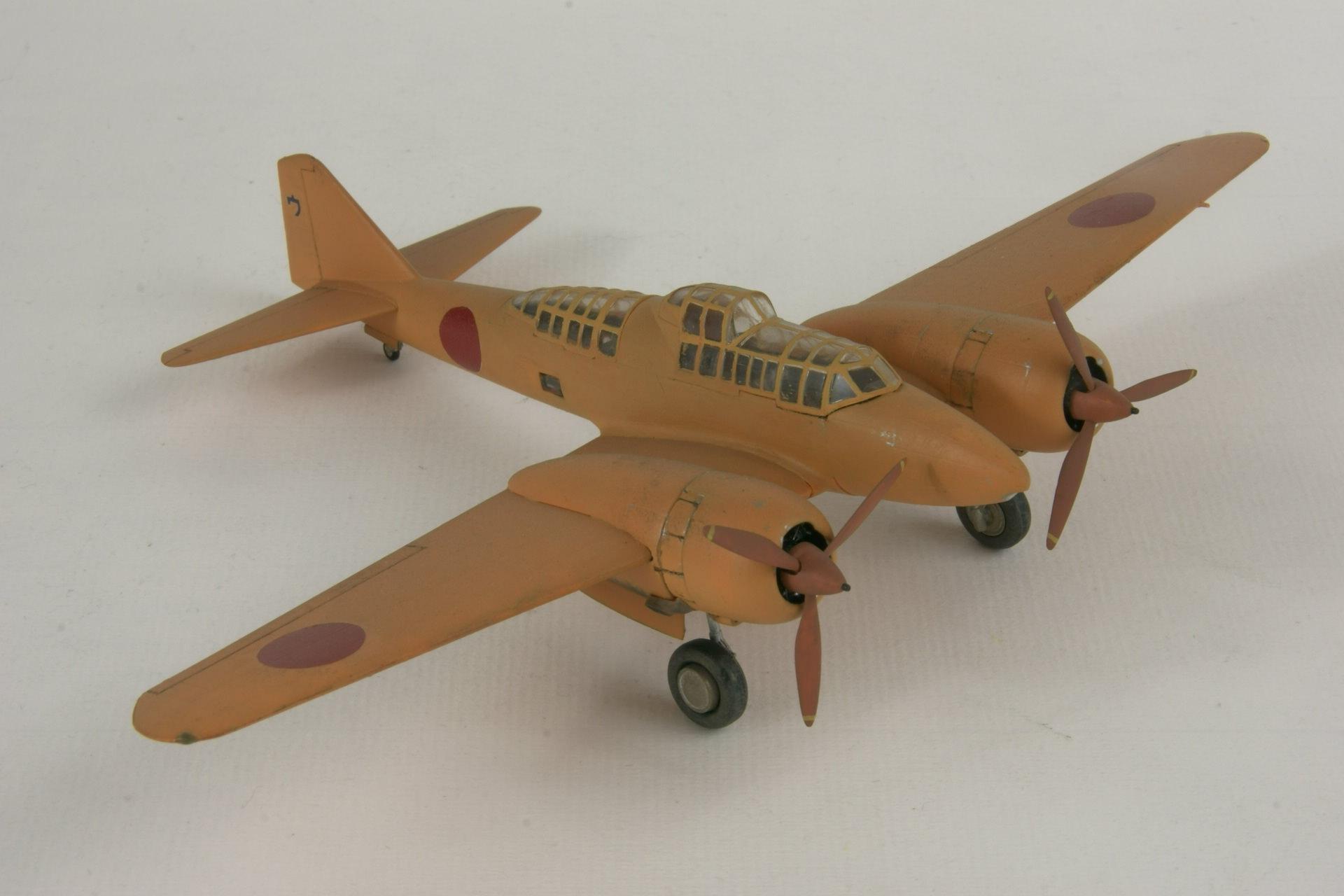 Mitsubishi ki 46 ii type 100 dinah 4 1