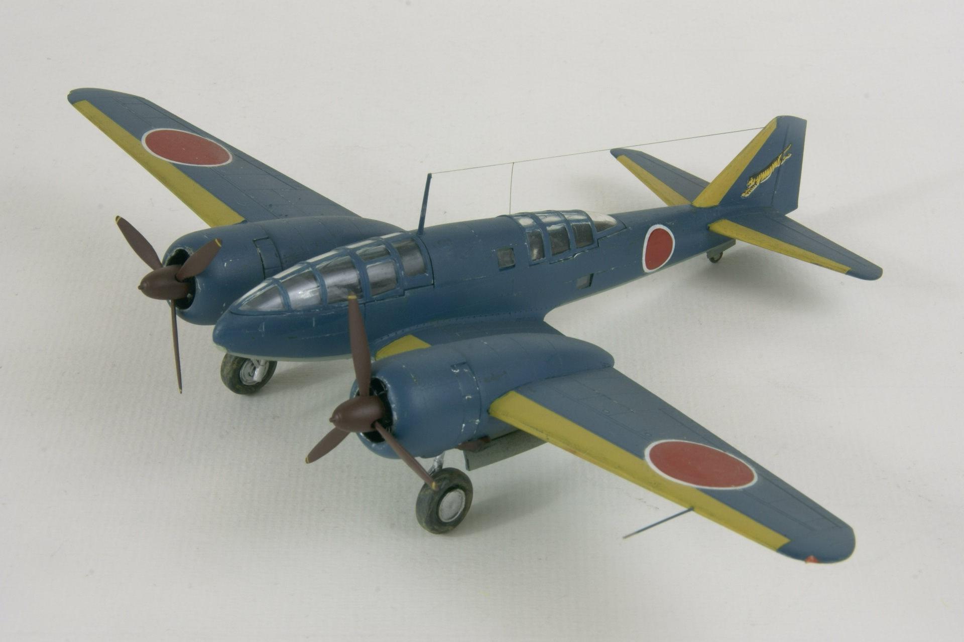 Mitsubishi ki 46 iii dinah 1 1
