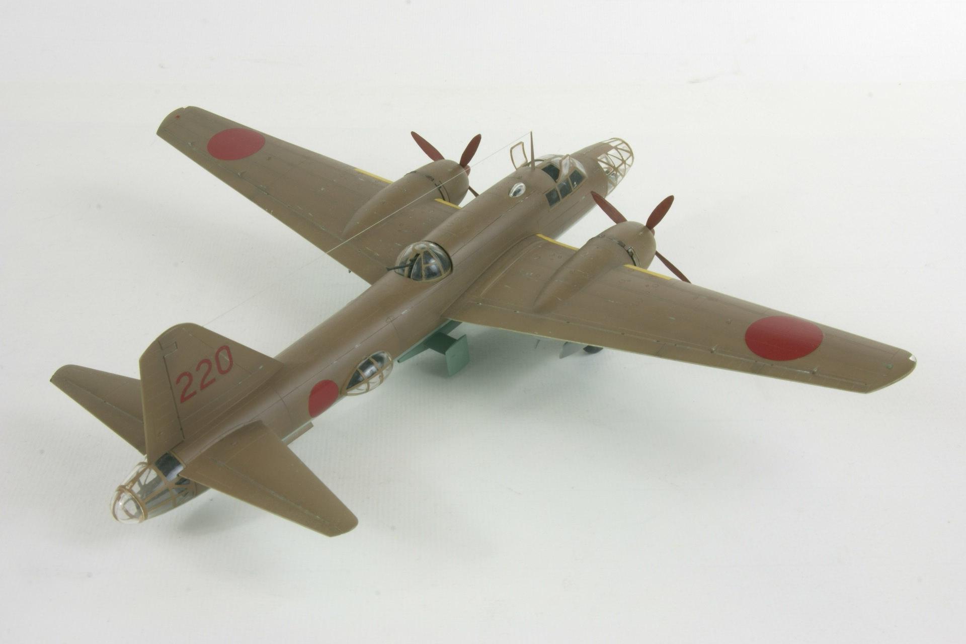 Mitsubishi ki 67 i peggy w kawasaki i go 1ko 3 1