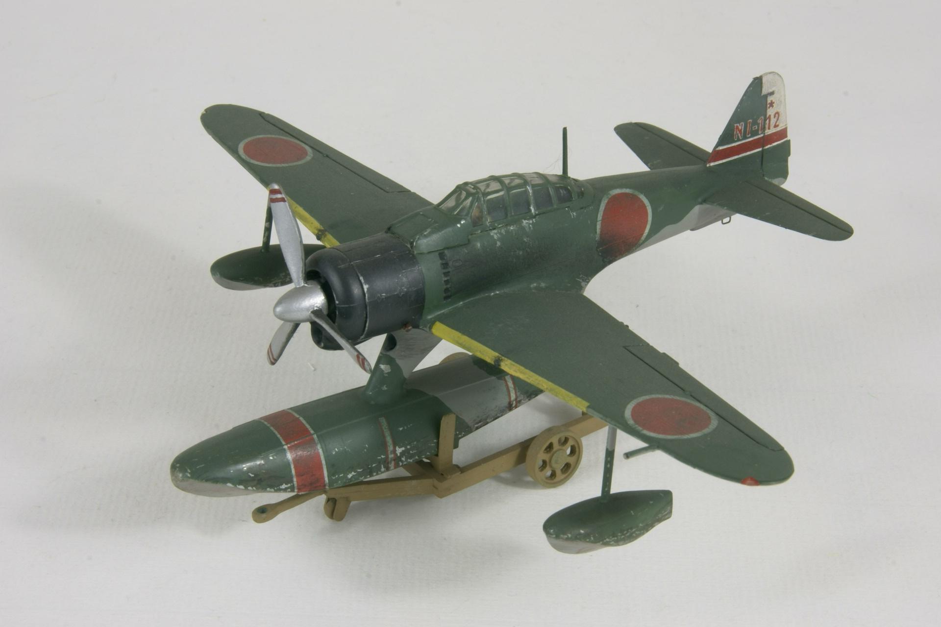 Nakajima a6m2 n rufe 1 1