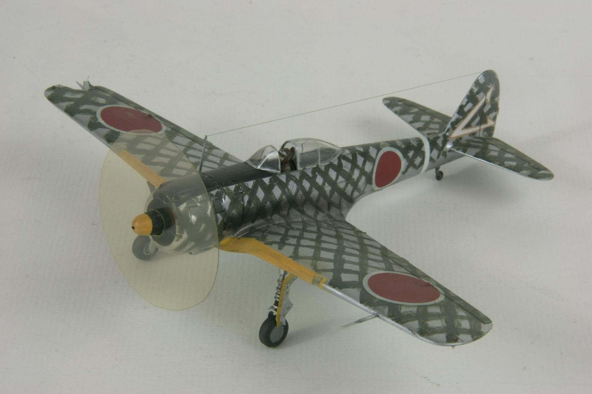 Nakajima ki 43 ii oscar 1 1