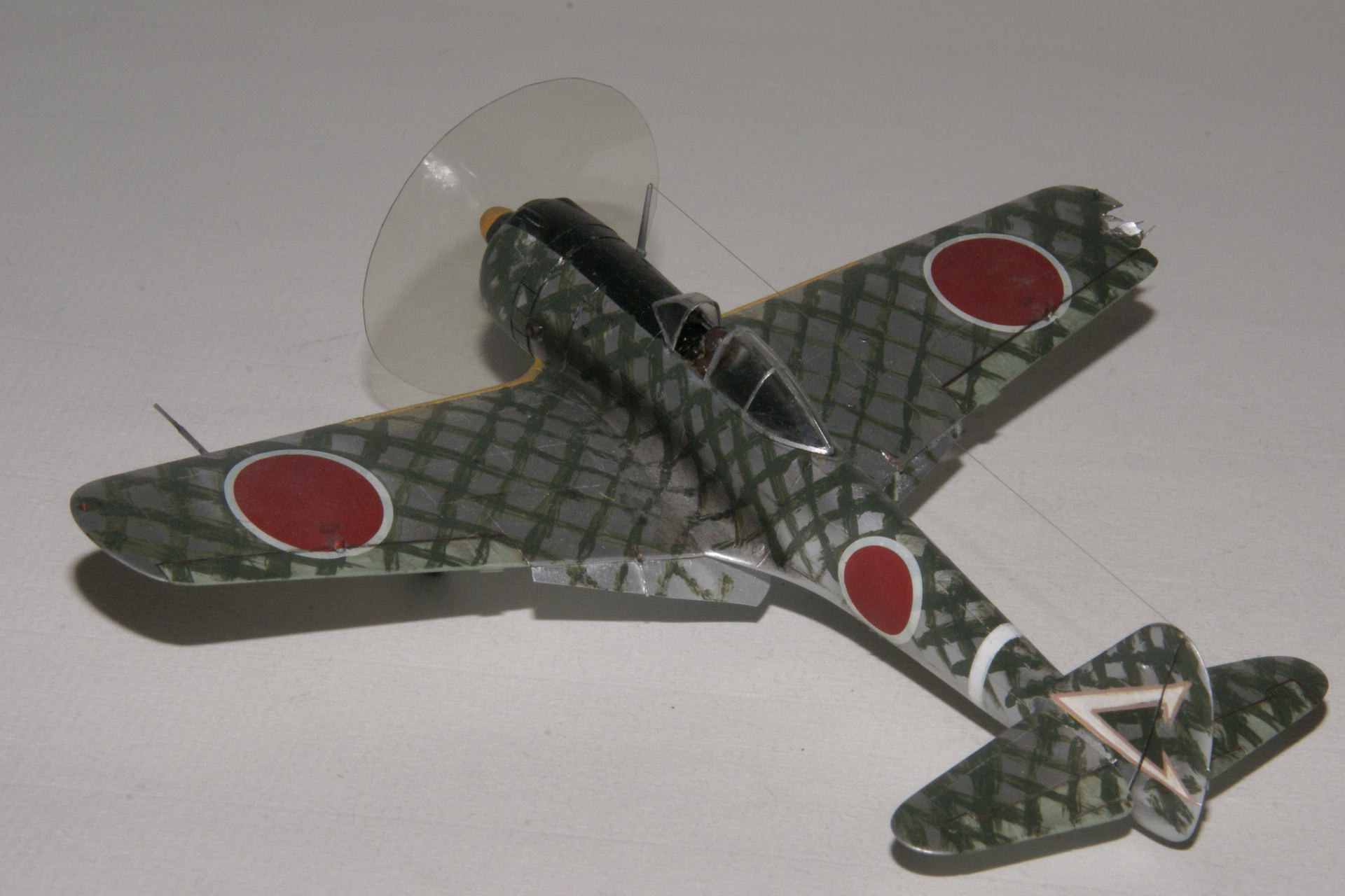 Nakajima ki 43 ii oscar 2
