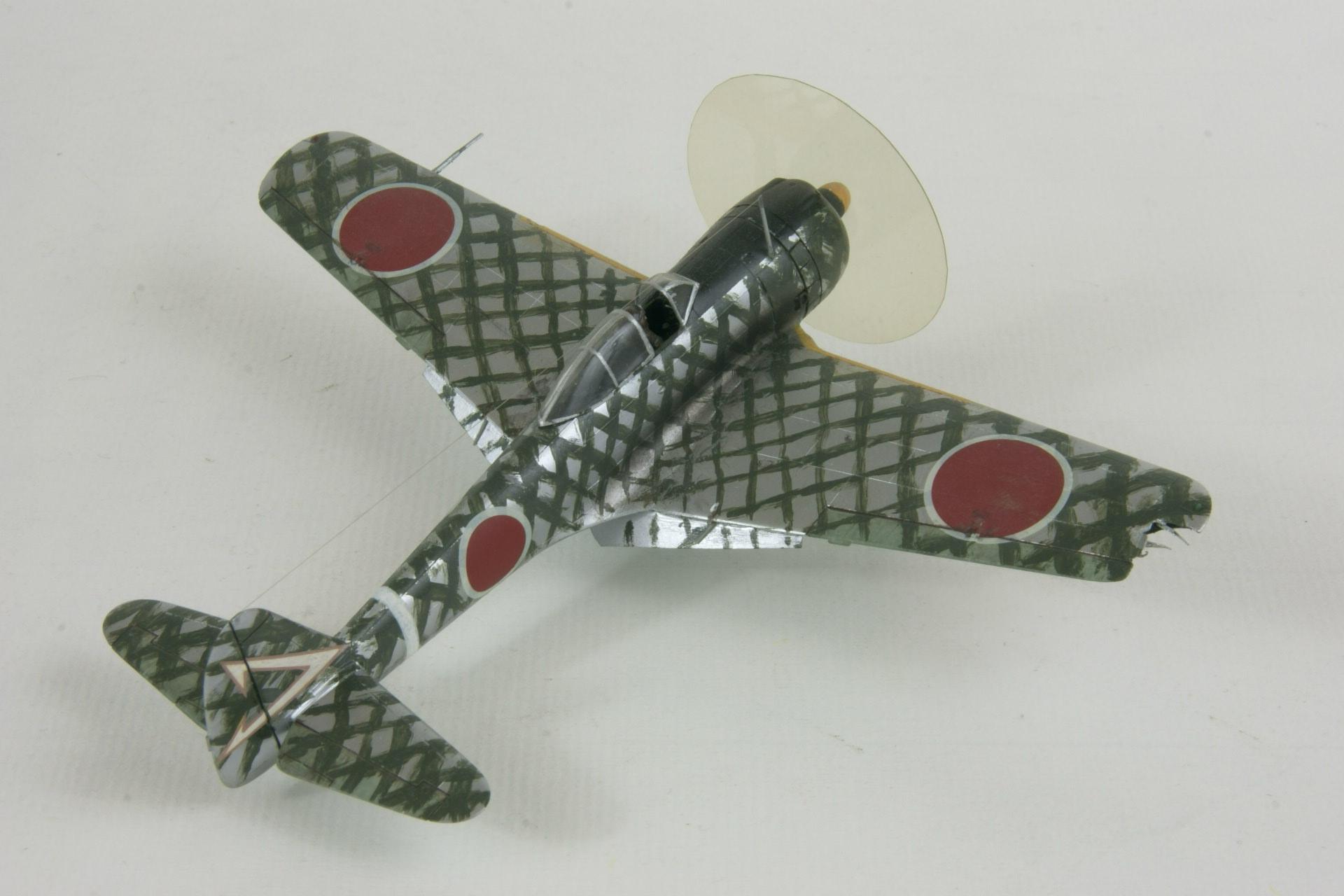 Nakajima ki 43 ii oscar 3 1