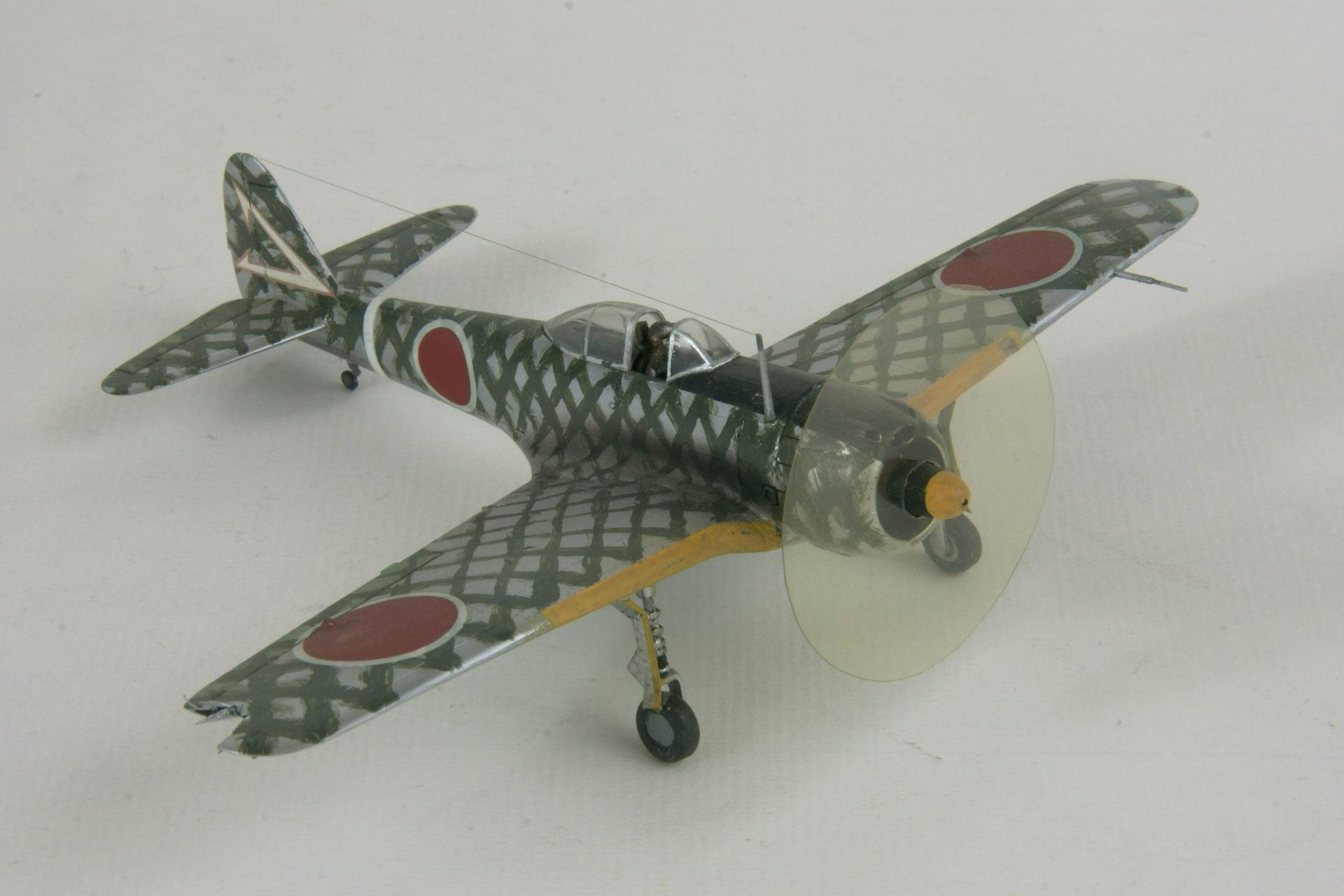 Nakajima ki 43 ii oscar 4 1
