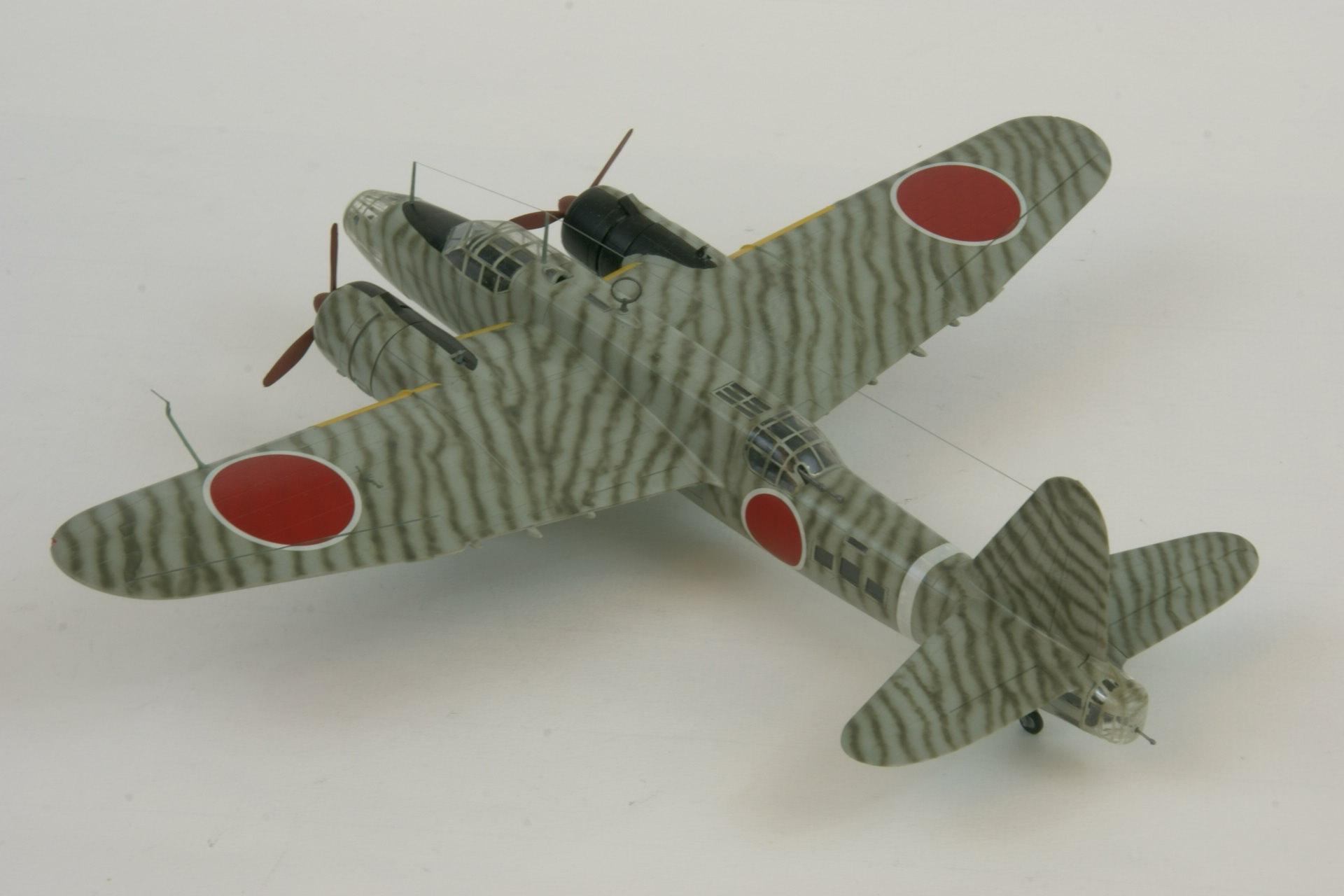 Nakajima ki 49 ii helen 2